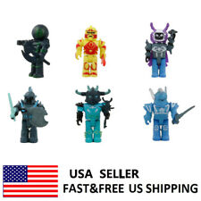 Roblox Champions Of Roblox Game Action Figure Doll Collection Kids Toys 6 Pcs