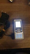 Sony Ericsson T303 - Silver (Unlocked) Cellular Phone