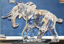 Swarovski Kristall Figur Giant Elefant 2006 mit Original Verpackung