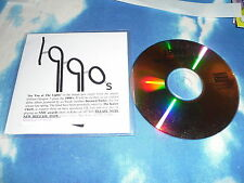 THE 1990s - SEE YOU AT THE LIGHTS UK RARE PROMO CD SINGLE/BERNARD BUTLER/SUEDE