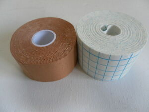 Premium Sports Tan Binding Strapping Tape  - Combi