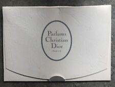 "Christian Dior Japanese Envelope Parcel Packaging 4 x 6"" 1980s Retro"