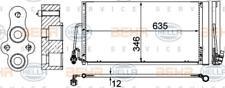 Kondensator, Klimaanlage für Klimaanlage HELLA 8FC 351 309-384
