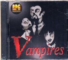 VAMPIRES   RPG Soundtracks Volume III   CD