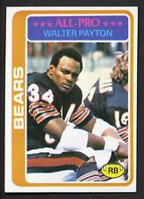 1978 Topps WALTER PAYTON #200 HOF Chicago Bears - NM Near Mint