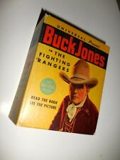 1936 Buck Jones in the Fighting Rangers BLB Big Little Book #1188 VF/VF+