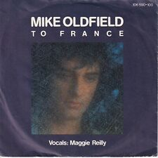 7inch MIKE OLDFIELD to france GERMAN 1984 EX (S1482)