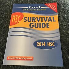 EXCEL HSC SURVIVAL GUIDE. 2014. 9781741254815