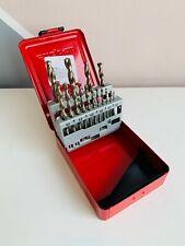 *NEW* Snap On 15-pc Cobalt ThunderBit Set (1.5mm-10mm) DBTBMC115