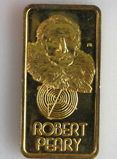 1974 Robert Peary GP Silver Bar Hamilton Mint Our Greatest Americans P1028