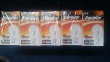 10 X Energizer 150 Watt GLS Eco Halogen Dimmable Bulb Light Bulbs in Warm White Pack of 5 Bulb
