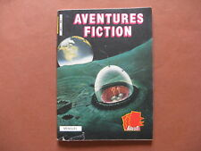 AREDIT  : AVENTURES FICTION nouvelle série n° 1 (1986)
