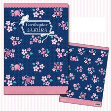 New Cardcaptor Sakura Kero-chan Cerberus Kerberos Kinomoto Clear File Folder