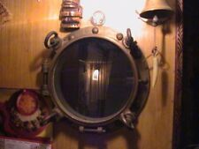 2 Original Portholes from Ms Stockholm which crashed into Andrea Doria in 1956