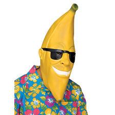 Adult Mr. Banana Man Halloween Costume Mask