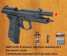 Taurus PT99 Semi/Full Auto Metal Blowback Airsoft Gun Pistol,COMBO FREE SHIPPING