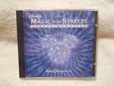 "DISNEY MAGIC IN THE STREETS ""PARADE MEMORIES"" CD **FACTORY SEALED** **GENUINE**"