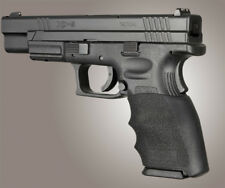 Hogue Handall Hybrid Springfield XD9 Grip Sleeve-Black-17300
