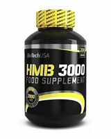 Biotech USA HMB 3000 HIGH-DOSE 200/400g FREE WORLD SHIPPING !!!