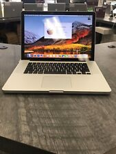 "Apple MacBook Pro MD103LL/A, Core i7, 500GB, 8GB, Pre Retina 15.4"" nVIDIA GT650M"