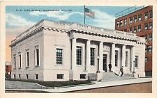 Kentucky Ky Postcard c1930 WINCHESTER U.S. Post Office Building