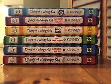 Diary of a Wimpy Kid / Rodrick Rules / The Last Straw / Dog Days / The Ugly Trut