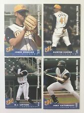 2004 Montgomery Biscuits Baseball 30 Card Team Set(Tampa Bay Rays)FACTORY SEALED