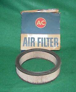 NOS AC A217C AIR FILTER GM 6421877 65 66 67 FORD GALAXIE 6 CYLINDER C5AZ-9601-B
