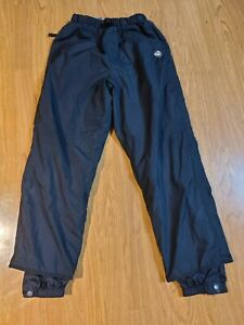 Woman's Burton Snow Pants Snowboard Black XS