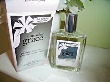 NEW Philosophy AMAZING GRACE Spray 2 Oz Eau De Toilette 20th BIRTHDAY Ed w/ BOX