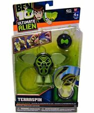 ** NEW BEN 10 Ultimate Alien TERRASPIN Figure From Deluxe Alien Collection 27811
