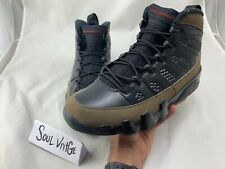 AIR JORDAN 9 OLIVE SIZE 9 USED