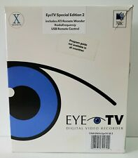El Gato EyeTV Special Edition 2  Never used  Premiere system 2002 Not open box!