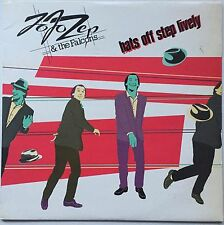 JO JO ZEP & THE FALCONS Hats Off Step Lively 1980 OZ MUshroom NM/EX