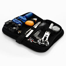 Brand New Watch Repair Tool Kit Opener Spring Bar Band Pin w/Carrying Case ZNU