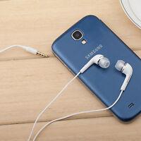 2PACK Premium Headsets Stereo Earphones/Earbuds/Headphones with Soft Ear-Gel Lot