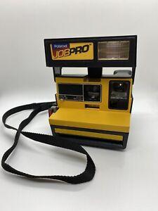 Vintage Polaroid JOB PRO Camera - Great Condition