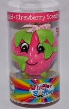 """New-Whiffer Sniffers-""""Bitsy Berry"""" Strawberry Scented-Backpack/ Purse/ Key Clip"""