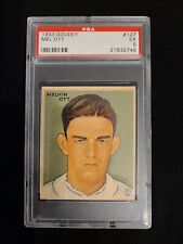 1933 Goudey #127 MEL OTT HOF PSA 5 EX. Check out my other listings!