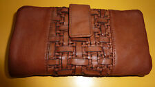 COLORADO  GENUINE LEATHER PATTERNED WOMENS WALLET