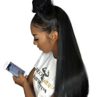 Natural Brazilian Virgin Full Lace Human Hair Wigs Glueless Lace Front Wig Silky