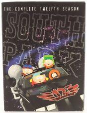 South Park - The Complete Twelfth Season UNCENSORED DVD Set