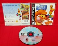 Disney Tigger's Honey Hunt- Playstation 1 2 PS1 PS2 Game Tested Working Complete