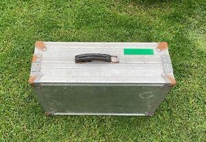 "6U 19"" Rack Aluminium Flight Case For Mixer / Light Controller"