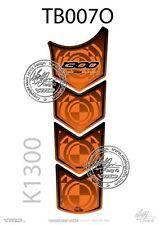 Bmw K1300r / Rs Tank Pad Color Naranja (tb007o)