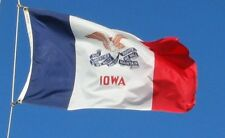 NEW 3x5 ft IOWA STATE OF FLAG usa seller
