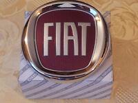 fregio stemma logo ANTERIORE FIAT PANDA 2012 ORIGINALE front emblem badge