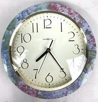 "Howard Miller 625-108 Round Quartz Wall Clock 11-1/2"" Diameter"