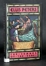Signed First Edition the Summer of the Danes Ellis Peters Brother Cadfael 18
