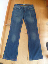LEVIS 572 WASHED INDIGO BOOTCUT JEANS 2008 WASH WAIST 29 LEG 34 VINTAGE LOOK NEW